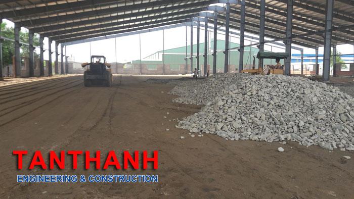 Nhà Xưởng 7000m2 KCN Thịnh Phát Tỉnh Long An