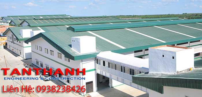 Nhà Thép Tiền Chế Tại Đồng Nai