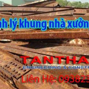 Thanh Lý Nhà Xưởng Cũ Tại Tphcm