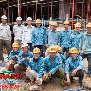 đội Ngũ Thi Công Văn Phòng Tại Đồng Nai