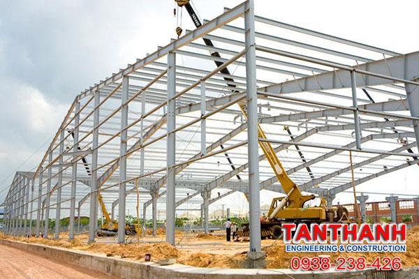 Thiết kế nhà xưởng tại Bình Phước chuyên nghiệp
