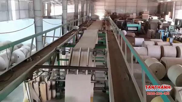 Thiết Kế Nhà Xưởng Sản Xuất Giấy 1
